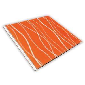 Plafon PVC EK 5019 Orange Eka Plafon PVC ekaplafonpvc.com